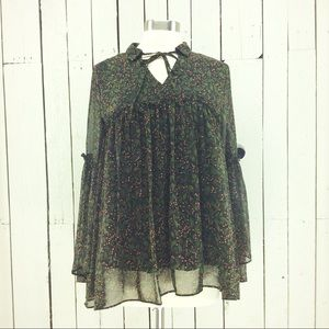 Entro olive branch tunic🐝